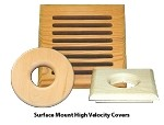 High Velocity Covers - Surface Mount